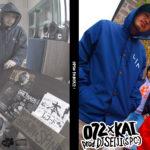 【200枚限定】072 & KAI Prod. DJ SEIJI (S.P.C.) / Spin Tracks 1 (2017/7/28 リリース)