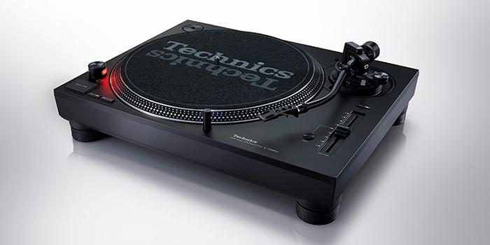 テクニクス新型DJターンテーブル『Technics SL-1200MK7』夏に製品化の発表!!