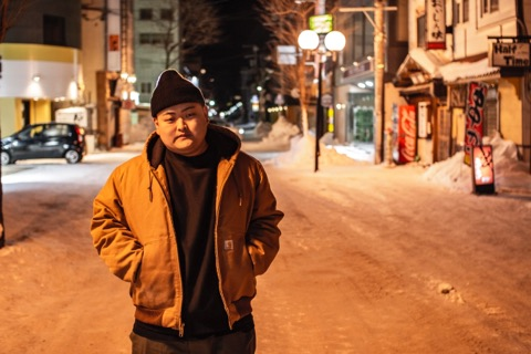 独自のシーンを築くストイックタウン北見市のバイブスタンクマン『DJ RYU-SEI』のプロフィール